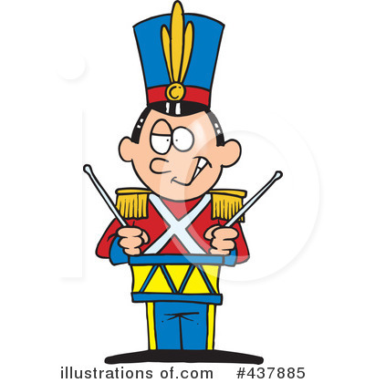 Marching Band Clipart #437885 by toonaday