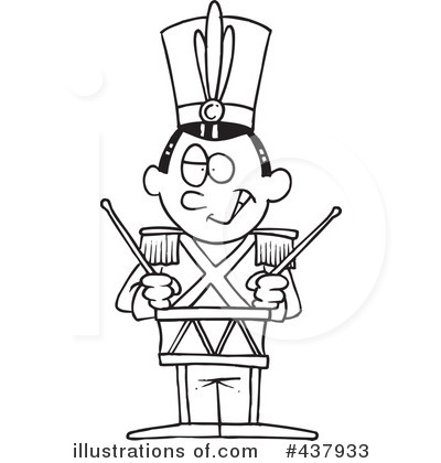 Marching Band Clipart #437933 by toonaday