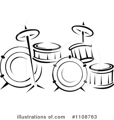 Music Clipart #1108763 by Vector Tradition SM