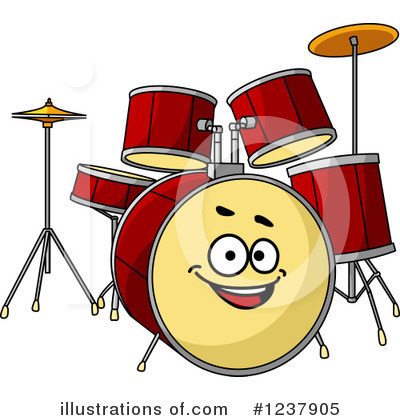 Music Clipart #1237905 by Vector Tradition SM