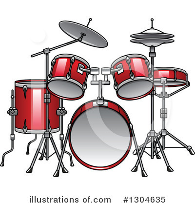 Music Clipart #1304635 by Vector Tradition SM