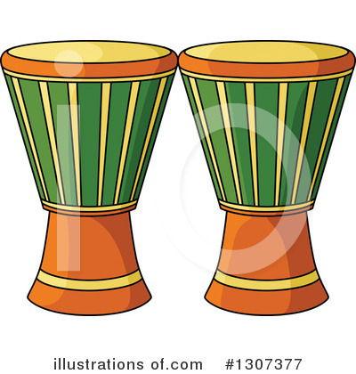 Music Clipart #1307377 by Vector Tradition SM