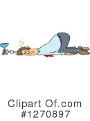 Drunk Clipart #1270897 by djart