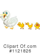 Duck Clipart #1121826 by Graphics RF