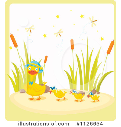 Duck Clipart #1126654 by Graphics RF