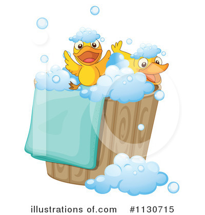 Duck Clipart #1130715 by Graphics RF