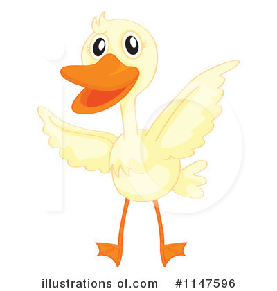 Duck Clipart #1147596 by Graphics RF