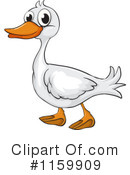 Duck Clipart #1159909 by Graphics RF