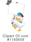 Duck Clipart #1193509 by BNP Design Studio