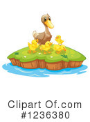 Royalty-Free (RF) Duck Clipart Illustration #1236380