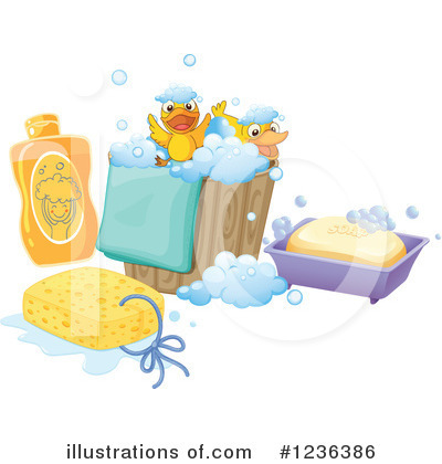 Duck Clipart #1236386 by Graphics RF