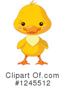 Duck Clipart #1245512 by Pushkin