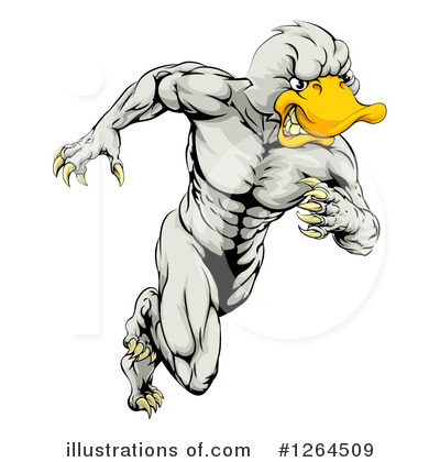 Running Clipart #1264509 by AtStockIllustration