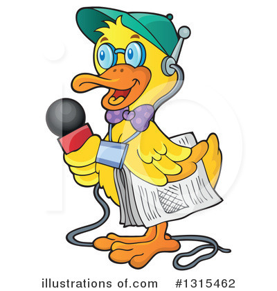 Duck Clipart #1315462 by visekart