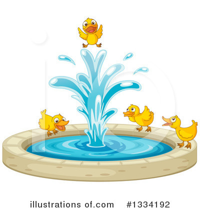 Duck Clipart #1334192 by Graphics RF