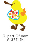 Duck Clipart #1377454 by Cherie Reve
