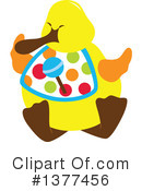 Duck Clipart #1377456 by Cherie Reve