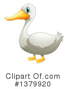 Duck Clipart #1379920 by Graphics RF