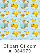 Duck Clipart #1384979 by Graphics RF