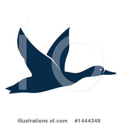 Duck Clipart #1444349 by Vector Tradition SM