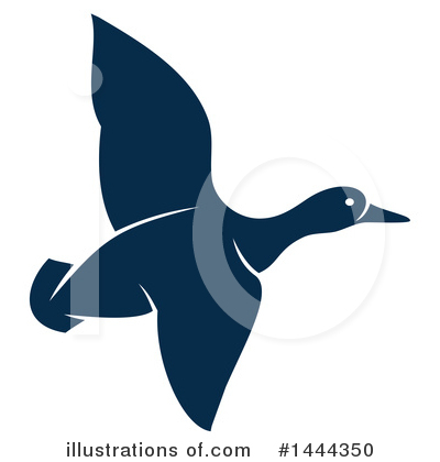 Duck Clipart #1444350 by Vector Tradition SM