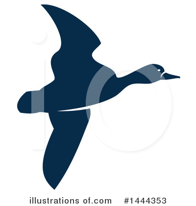 Duck Clipart #1444353 by Vector Tradition SM
