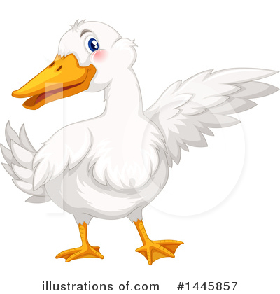 Duck Clipart #1445857 by Graphics RF