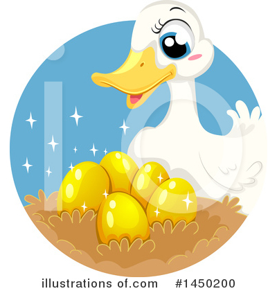 Goose Clipart #1450200 by BNP Design Studio
