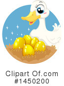 Duck Clipart #1450200 by BNP Design Studio