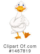 Duck Clipart #1467819 by Graphics RF