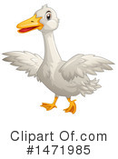 Duck Clipart #1471985 by Graphics RF