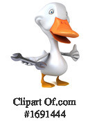 Duck Clipart #1691444 by Julos