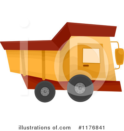 Heavy Machinery Clipart #1176841 by BNP Design Studio