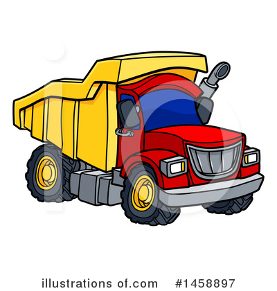 Construction Clipart #1458897 by AtStockIllustration
