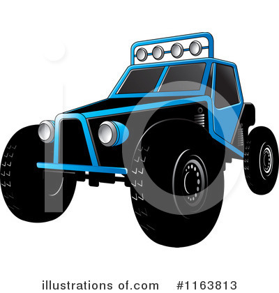 Buggy Clipart #1163813 by Lal Perera