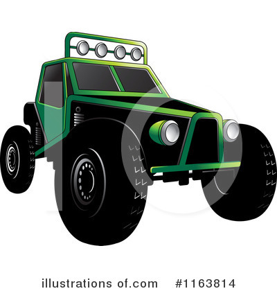Buggy Clipart #1163814 by Lal Perera