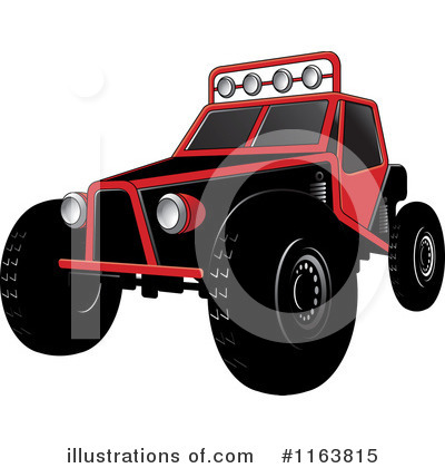 Buggy Clipart #1163815 by Lal Perera