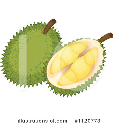 Fruit Clipart #1120773 by Graphics RF