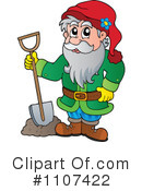 Royalty-Free (RF) Dwarf Clipart Illustration #1107422