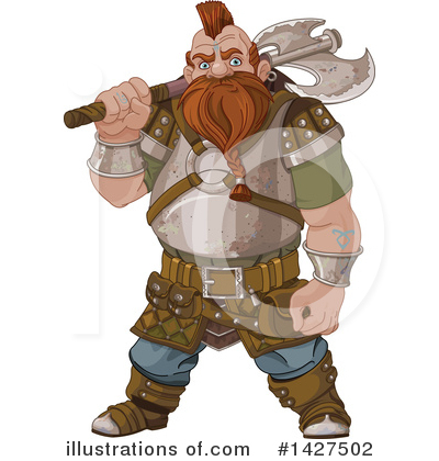 Dwarf Clipart #1427502 by Pushkin