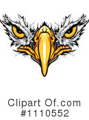 Eagle Clipart #1110552 by Chromaco