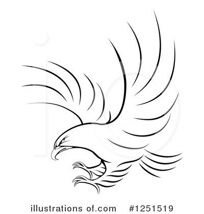 Wings Clipart #1251519 by AtStockIllustration