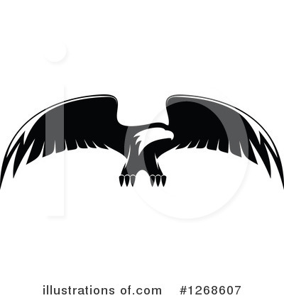 Bird Clipart #1268607 by Vector Tradition SM