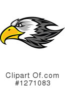 Eagle Clipart #1271083 by Vector Tradition SM