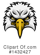 Eagle Clipart #1432427 by AtStockIllustration