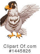 Eagle Clipart #1445826 by Graphics RF