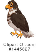 Eagle Clipart #1445827 by Graphics RF
