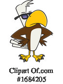 Eagle Clipart #1684205 by toonaday