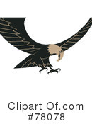 Eagle Clipart #78078 by JVPD