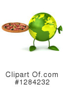 Earth Character Clipart #1284232 by Julos